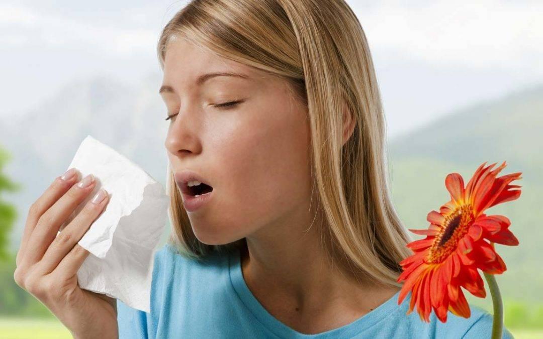Аллергический кашель: симптомы и лечение у взрослых