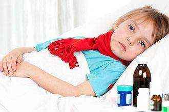 Понос у детей при ангине