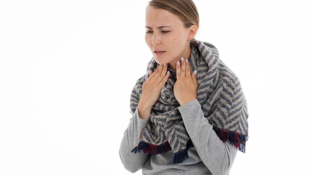 Боль в горле и ее возможные причины