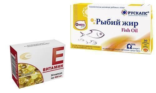 Рыбий жир для лечения щитовидной железы
