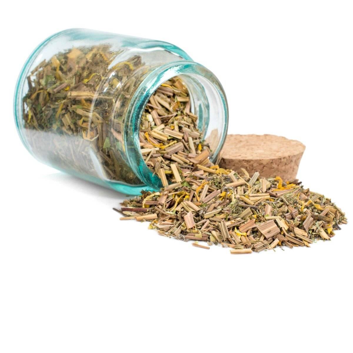 Монастырский чай – состав сборов от всех болезней