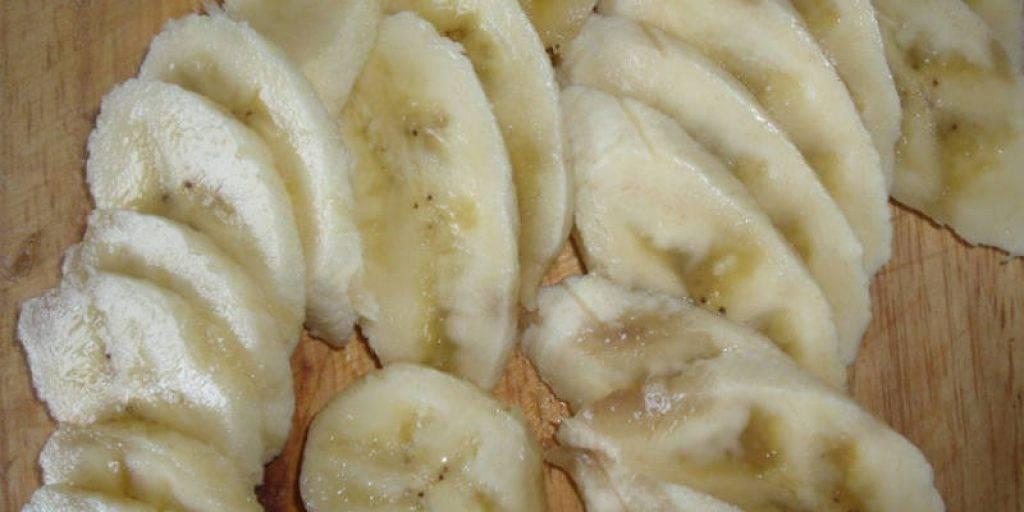 Коктейль с бананом от кашля рецепт
