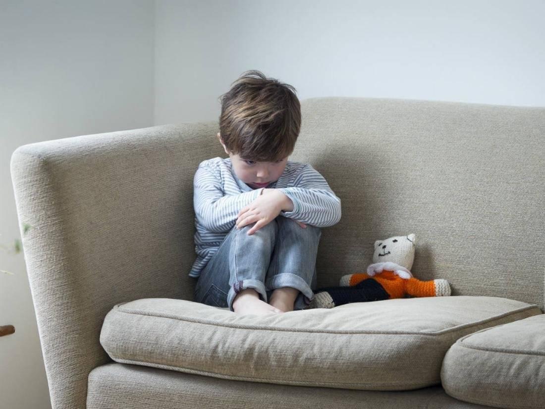 депрессия у детей школьного возраста