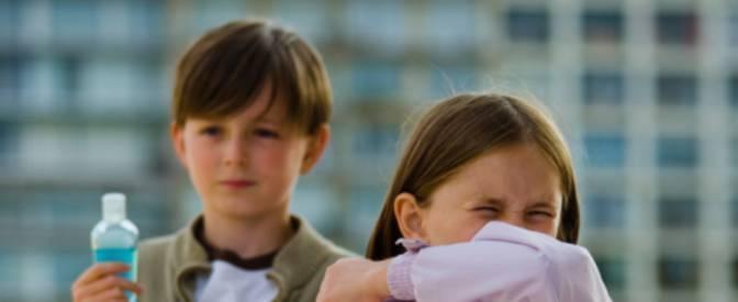 У ребенка аллергический кашель, что делать для избавления от приступов