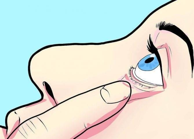 как капать капли в нос