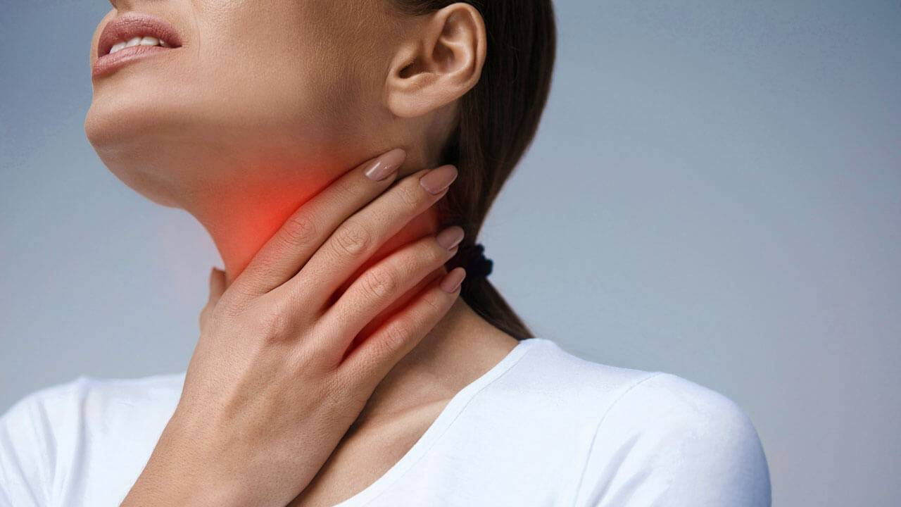 Методы эффективного лечения невроза горла и избавления от неприятных симптомов