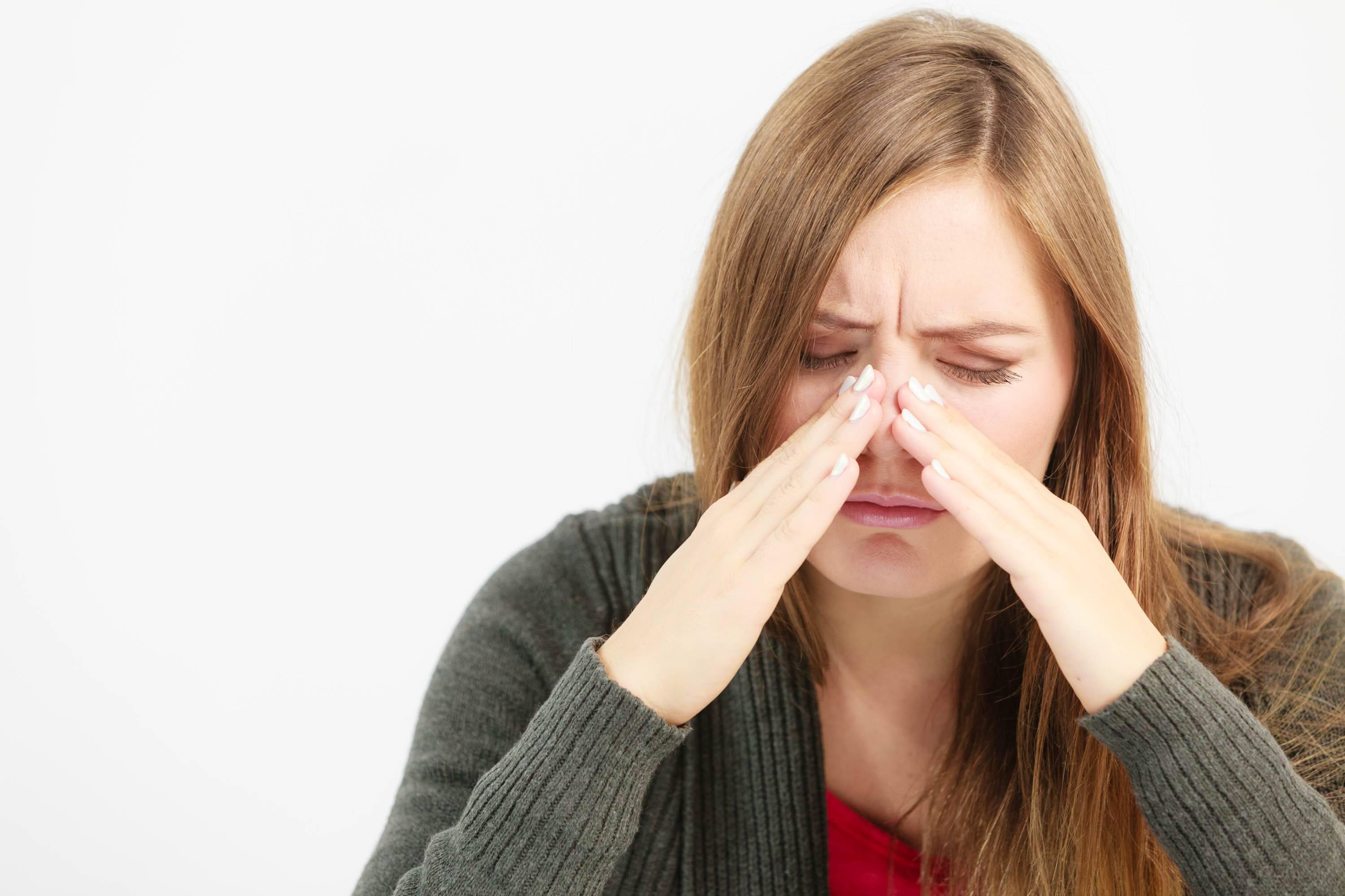 боль в ноздре носа
