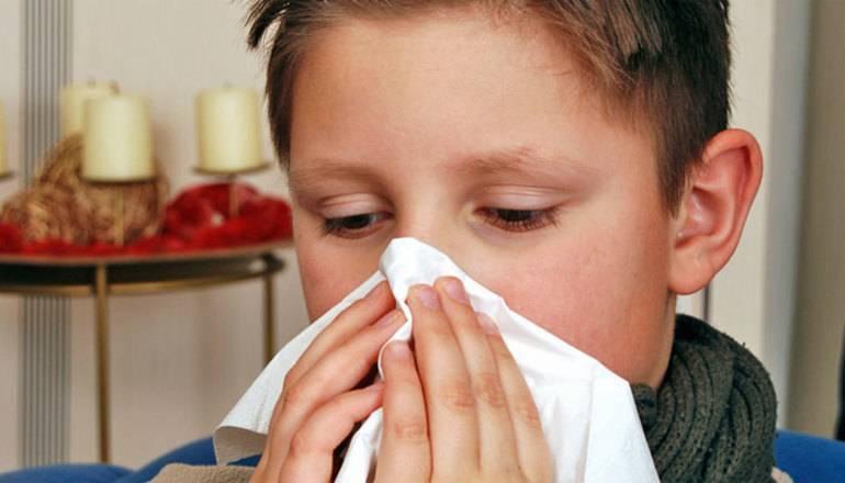 двухсторонний гайморит у ребенка лечение