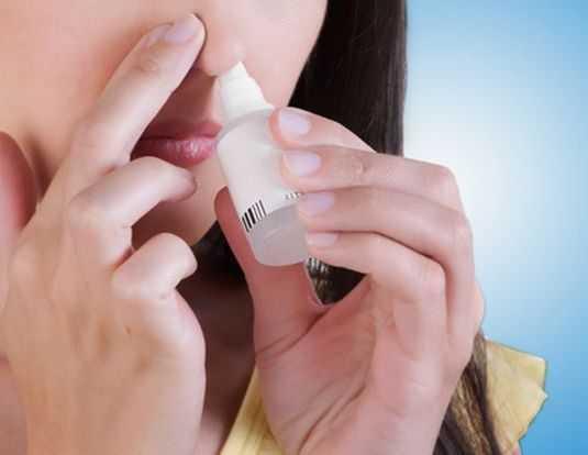 Сосудорасширяющие капли в нос для детей