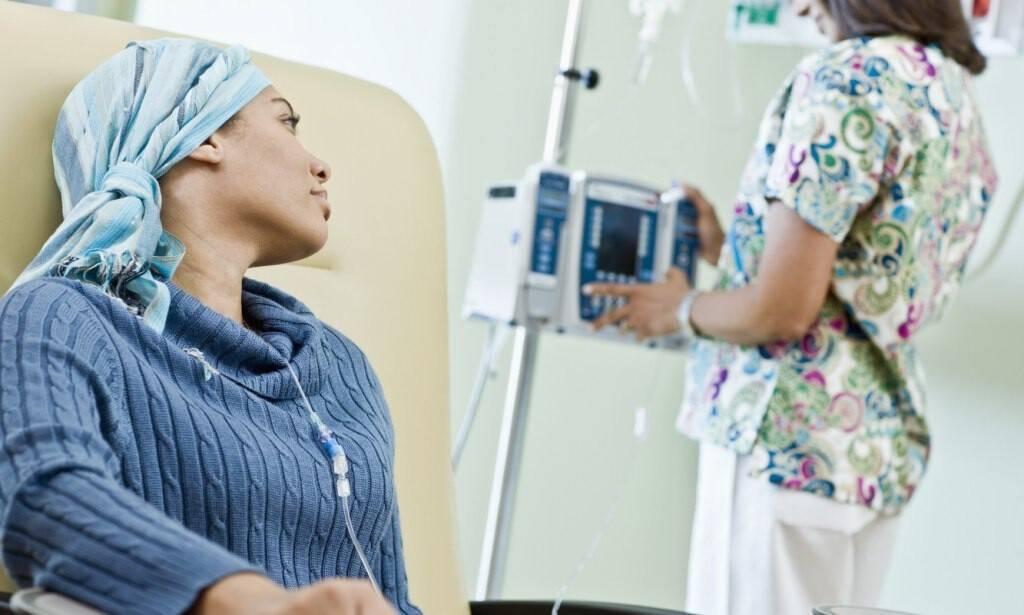 Таргетная химиотерапия при раке молочной железы