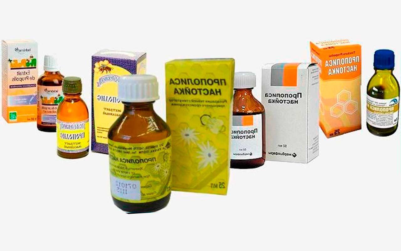 гайморит лечение прополисом