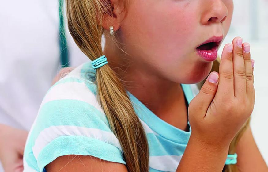 Сиплый кашель у ребенка без температуры