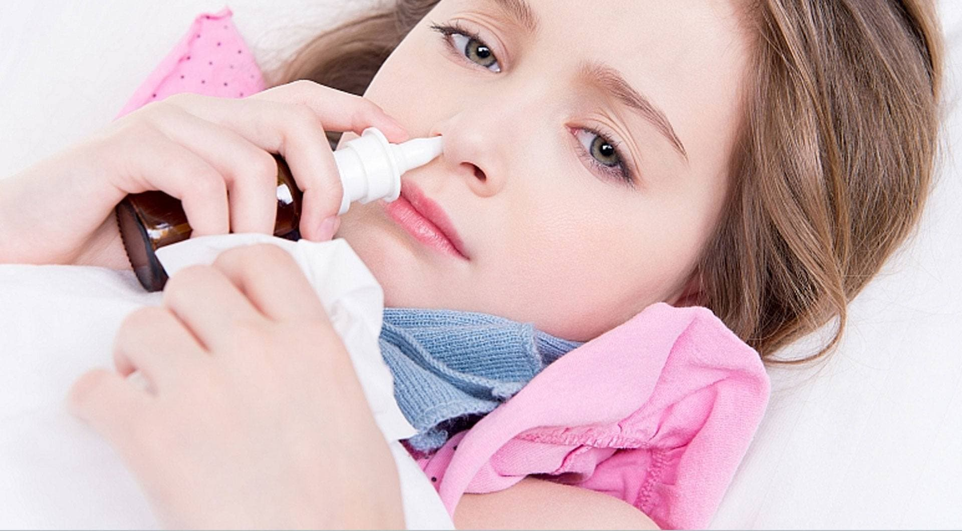 заложен нос у ребенка 3 года чем лечить