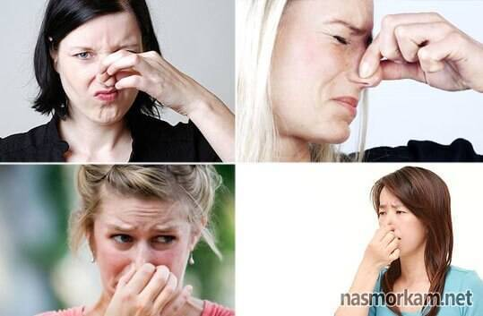 пахнет гноем из носа