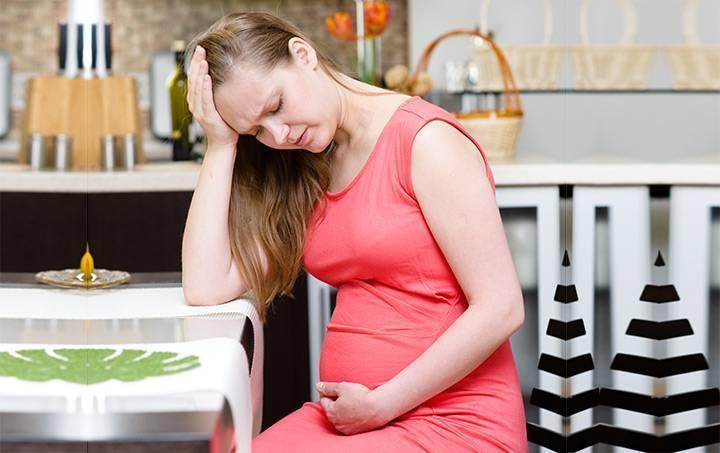 Геморрой при бременности и родах