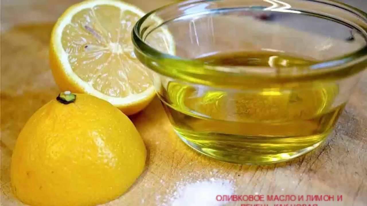 Чистка печени касторовым маслом