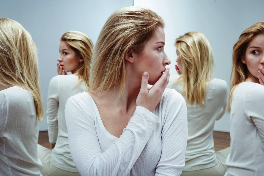 Характерные признаки шизофрении
