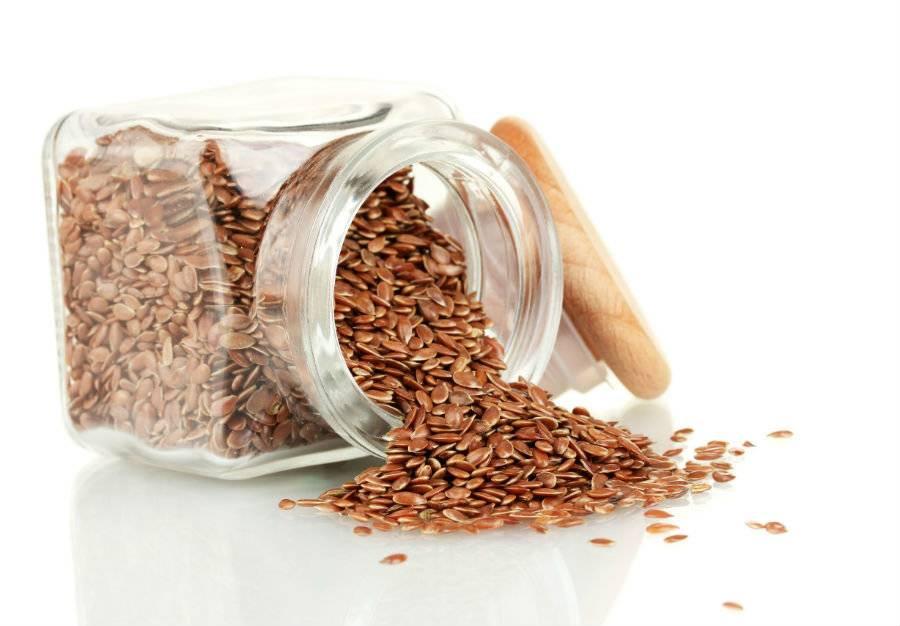 Семя льна от холестерина: правила приема и выбора растения