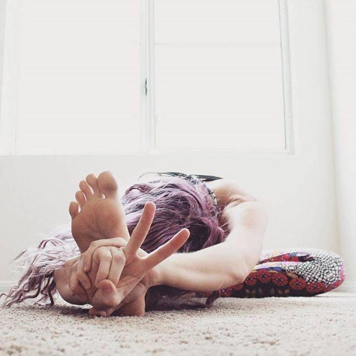 Как практиковать йогу для снятия стресса