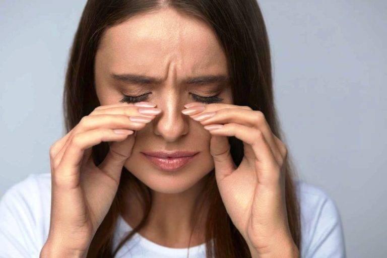 светобоязнь глаз лечение