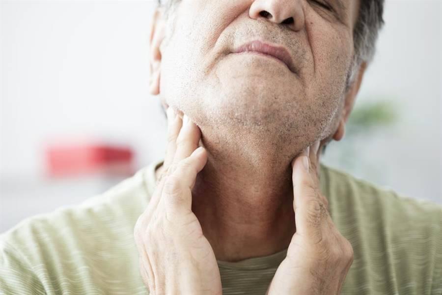 Рак горла