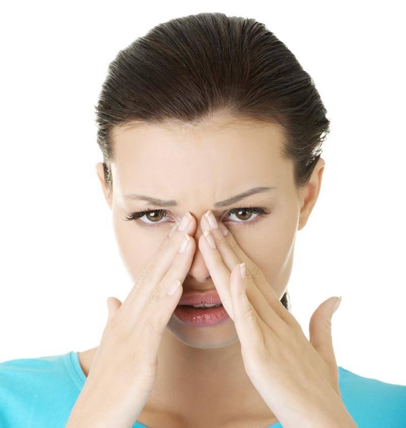 Как убрать щекотание в носу при простуде