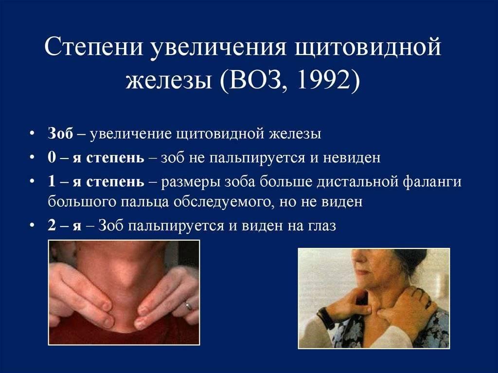 Увеличенная щитовидка чем грозит | про щитовидку