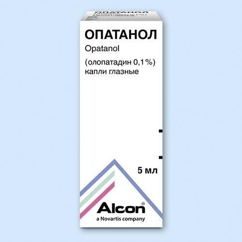 Глазные капли олопатадин: отзывы