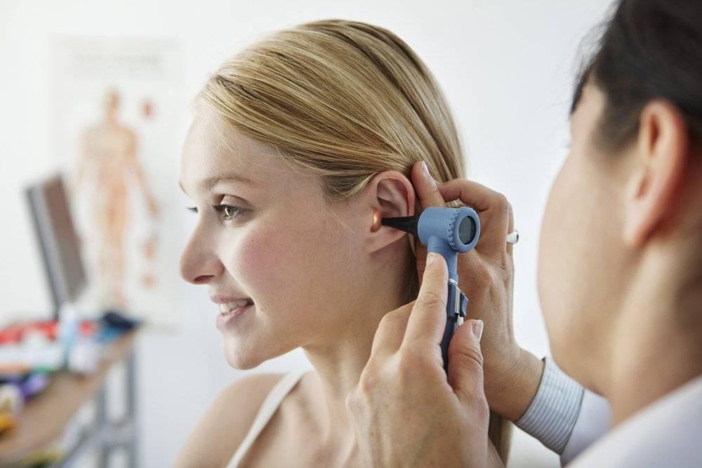 Болит ухо чем лечить при беременности