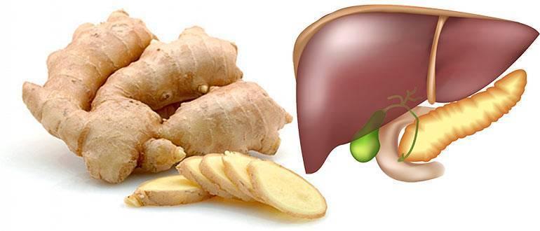 чеснок при заболевании печени