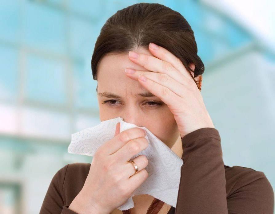 Как лечить аллергический ринит народными средствами