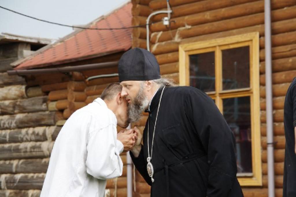 Реабилитация алкоголиков в монастыре