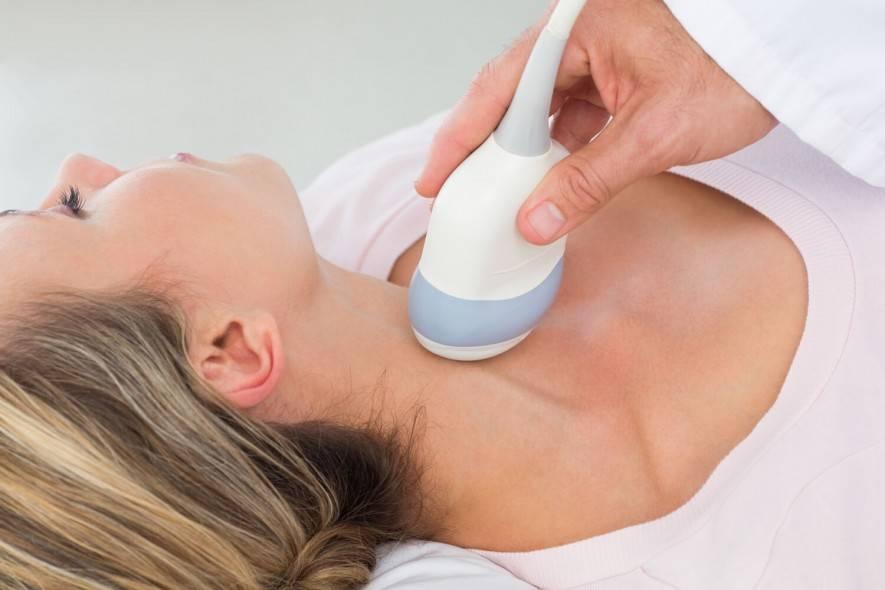 подготовка к узи щитовидной железы