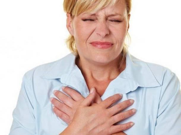 Вероятные причины боли груди при наступлении климакса и способы снятия болезненности