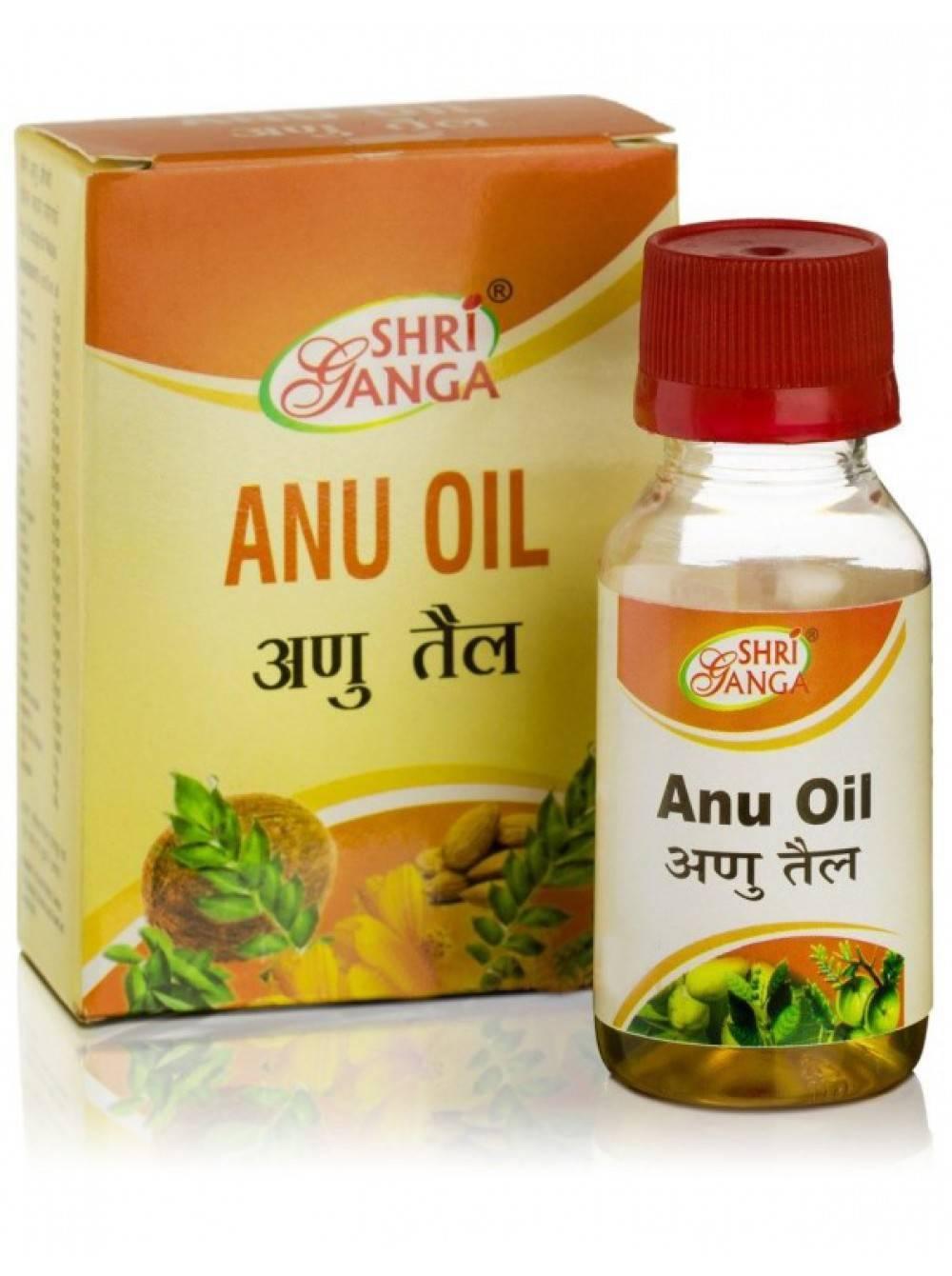 растительное масло в нос