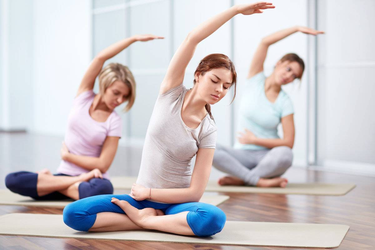 Занятие спортом и физическими упражнениями при гепатите c