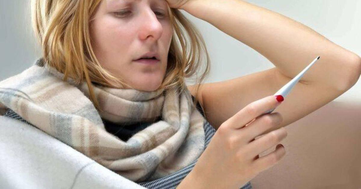 Температура при ангине - как сбить у ребенка и взрослого