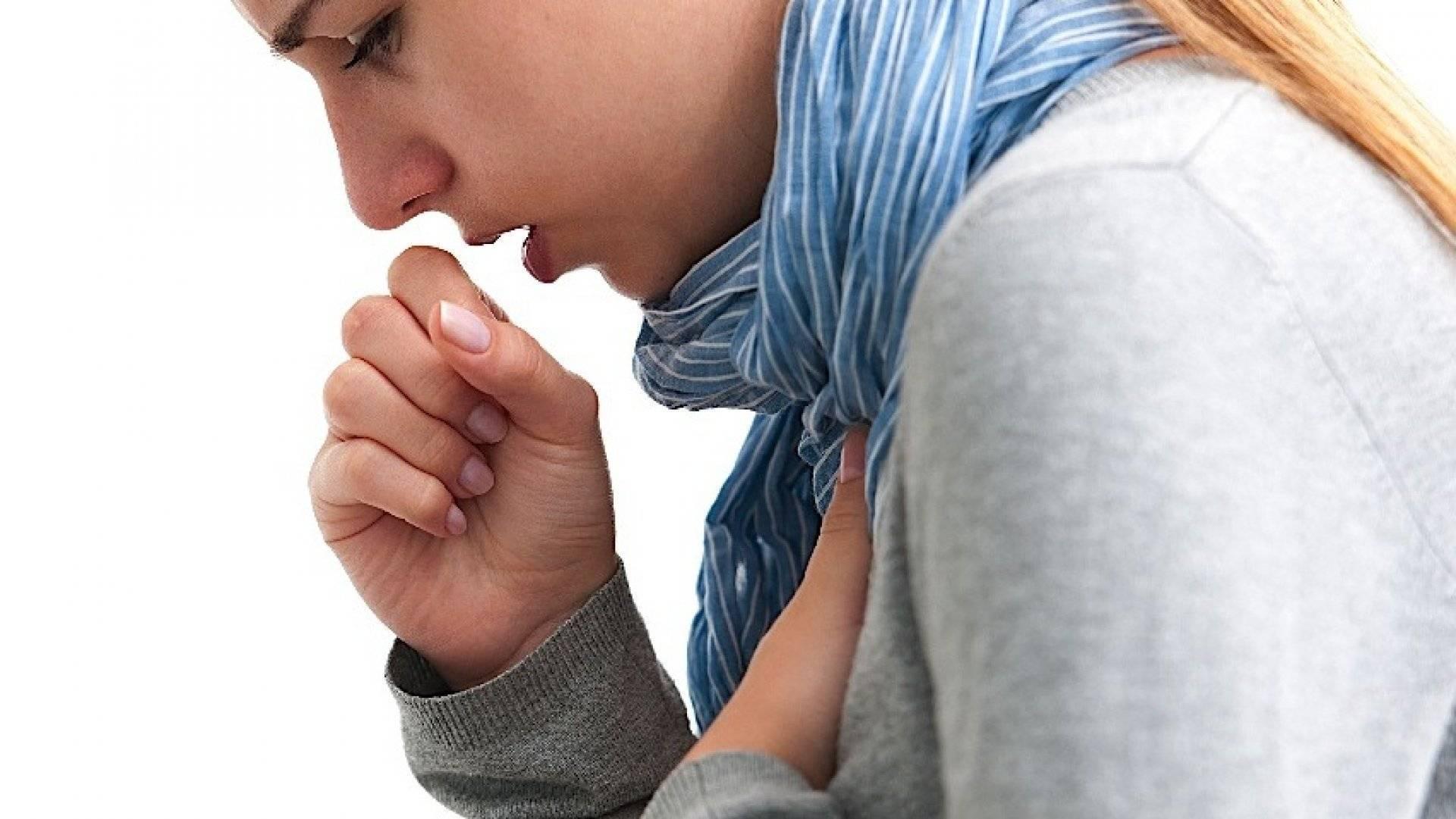кашель на нервной почве у взрослых