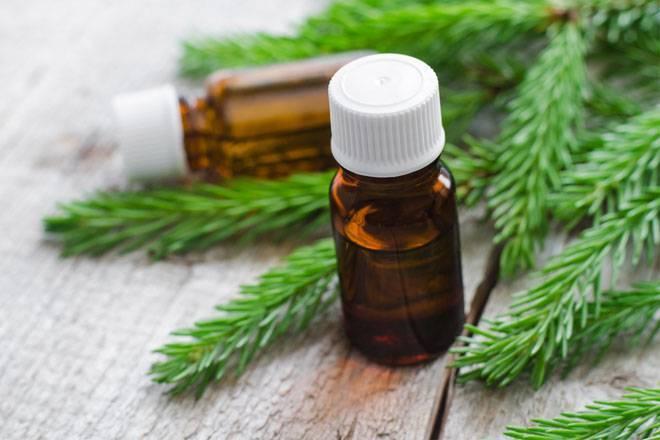 Пихтовое или эвкалиптовое масло при насморке