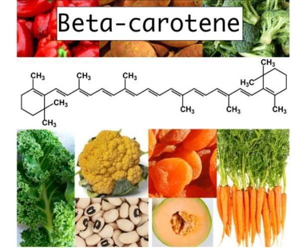 Особенности каротиновой желтухи