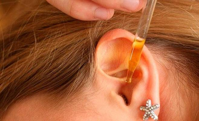 Снижение слуха после отита