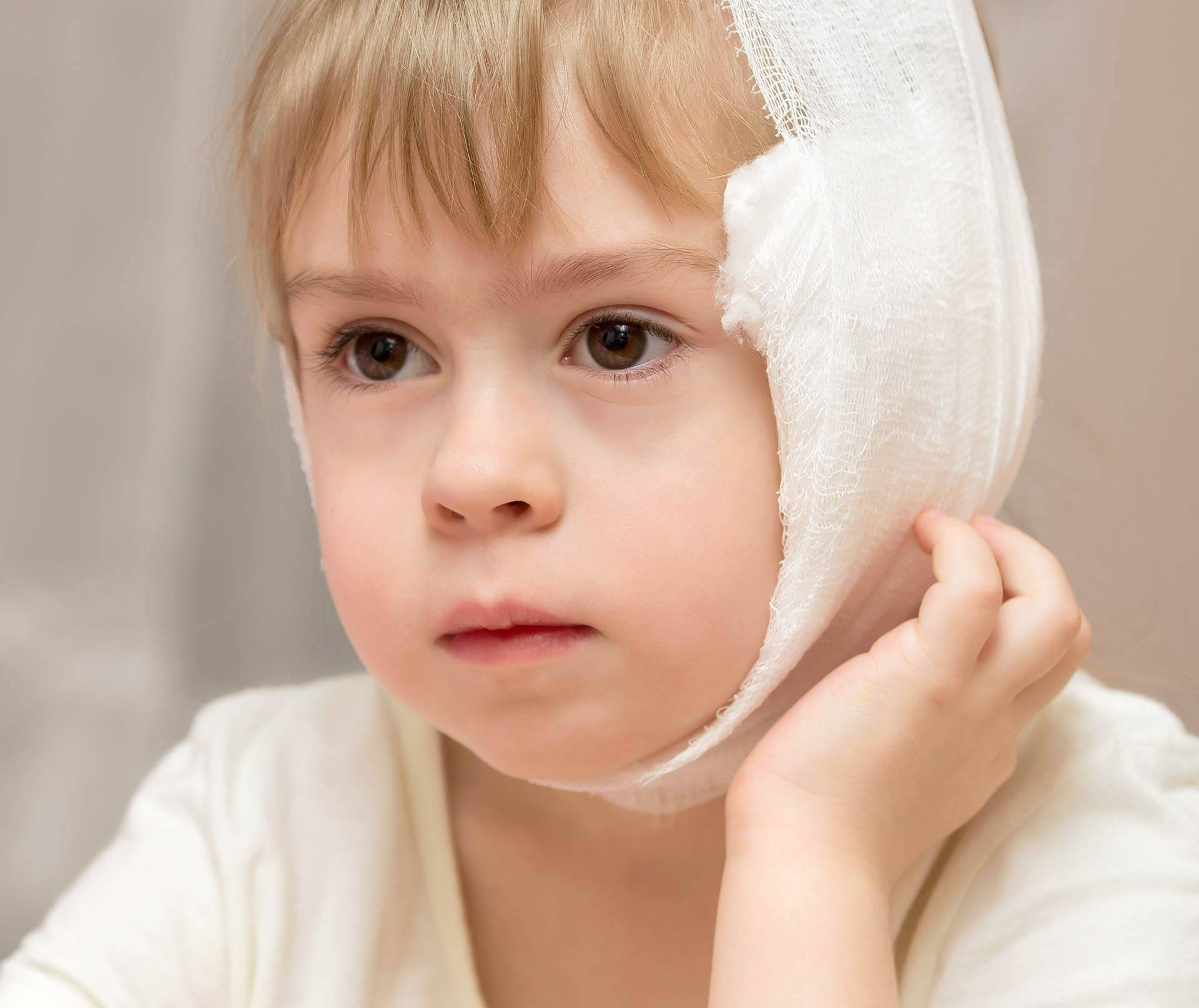 компресс при боли в ухе