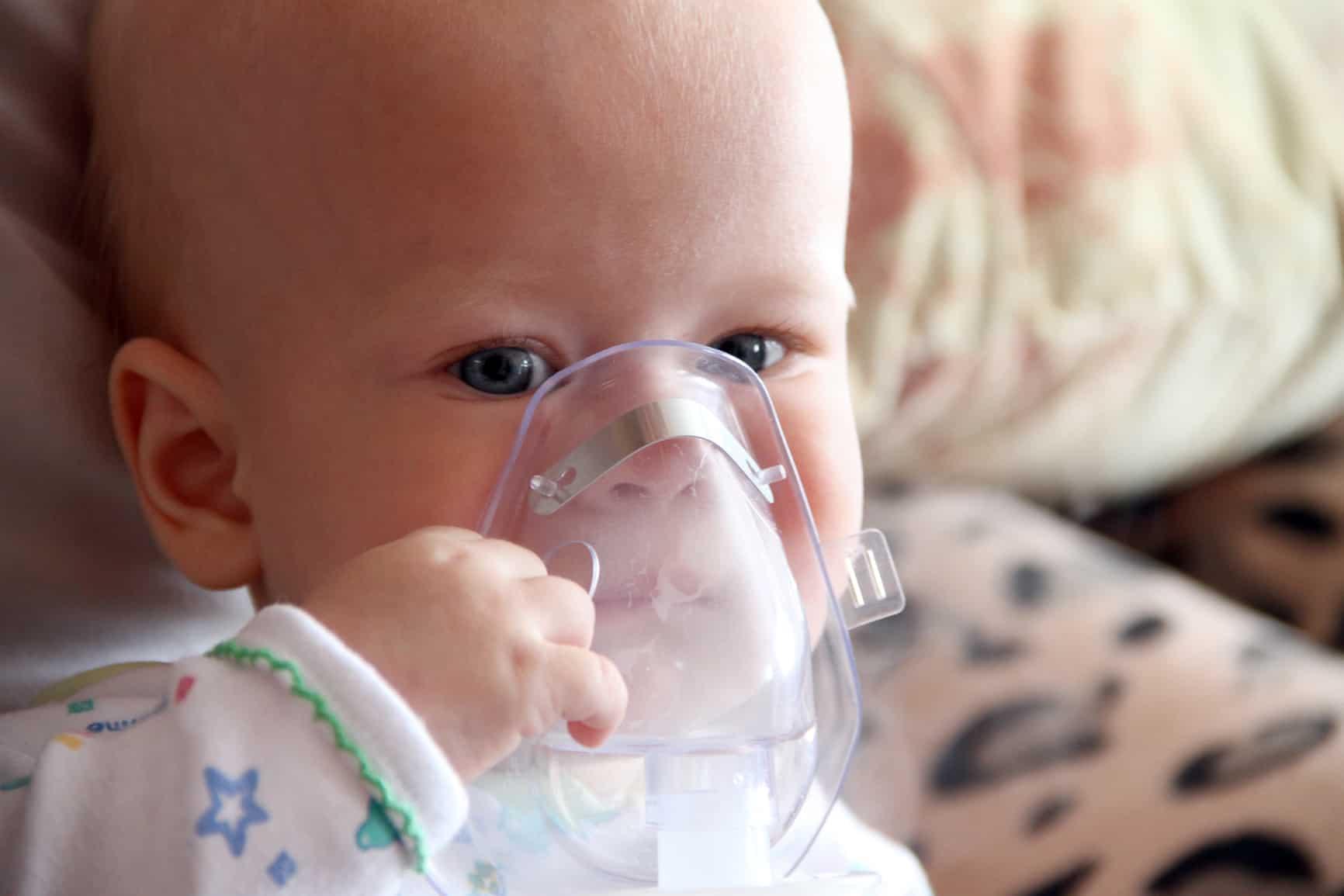 ребенку 1 месяц чем лечить сопли