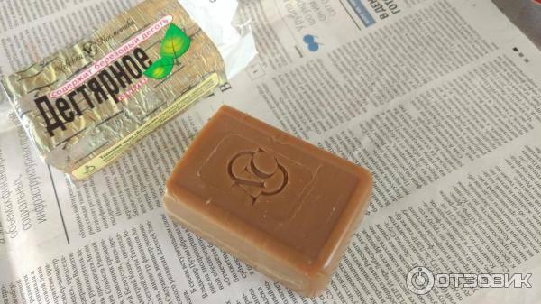 Помогает ли дегтярное мыло при педикулезе