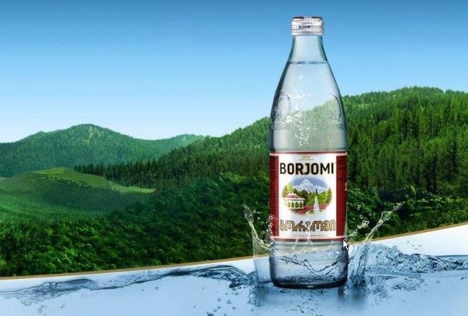 минеральная вода для лечения печени