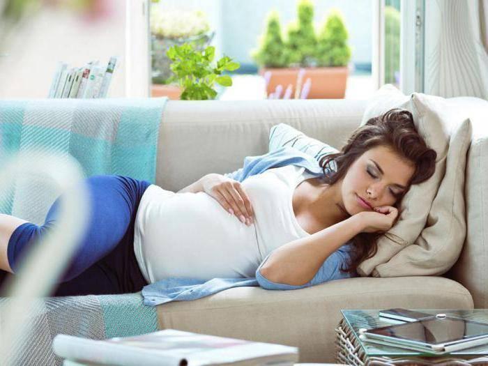 Предродовая депрессия у беременных
