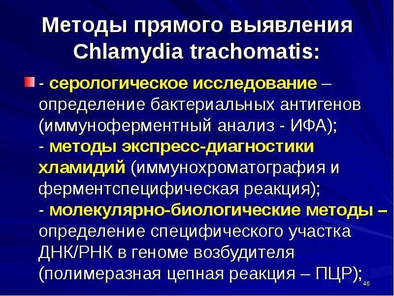 Хламидиоз у женщин: причины возникновения, симптомы и лечение опасного заболевания
