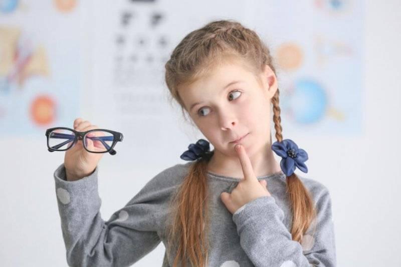 Близорукость у детей школьного возраста: все методы лечения