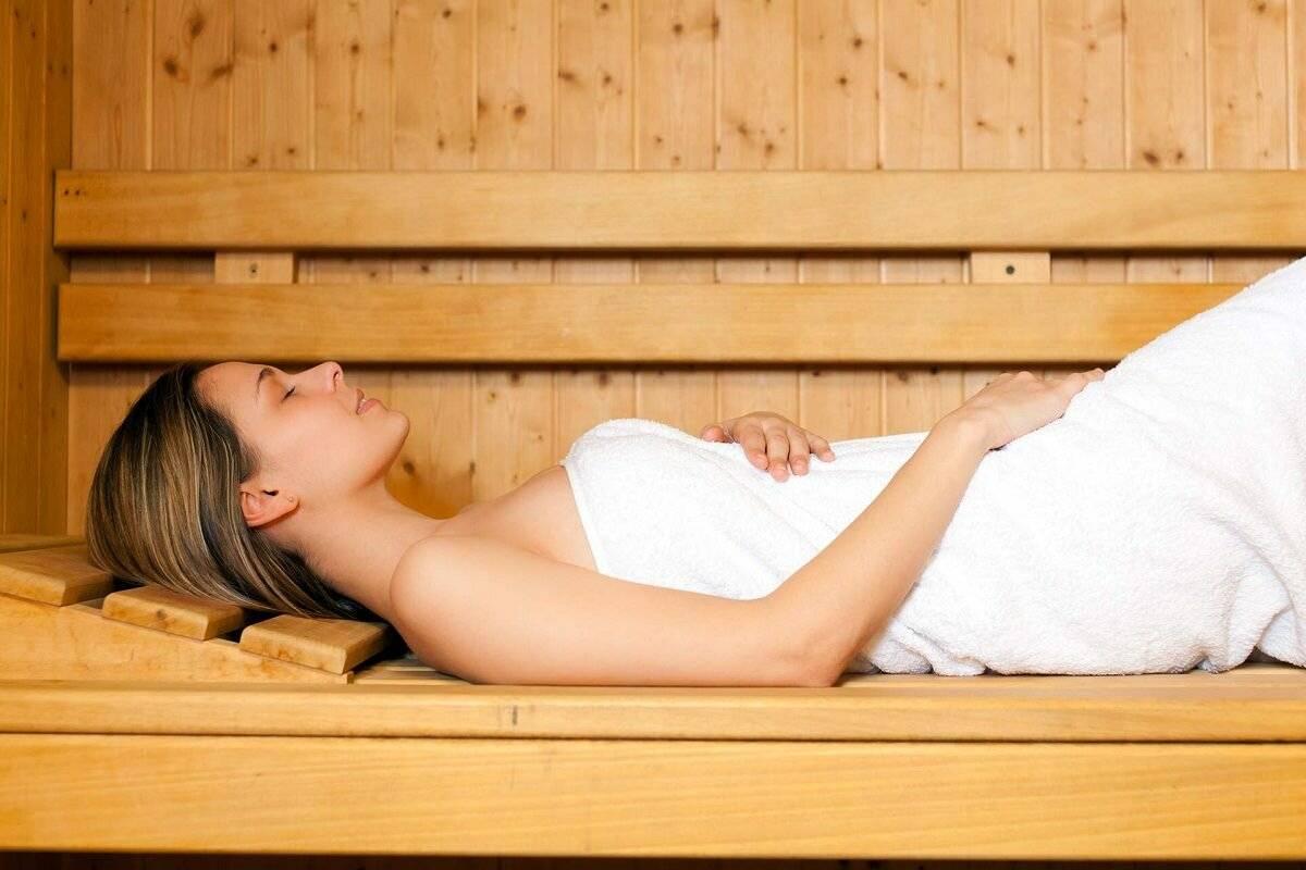 баня при мастопатии