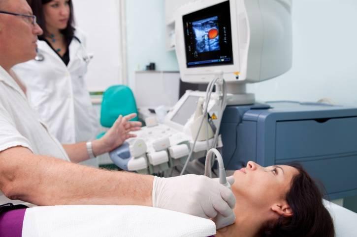 Первые признаки рака щитовидной железы на узи | pro shchitovidku